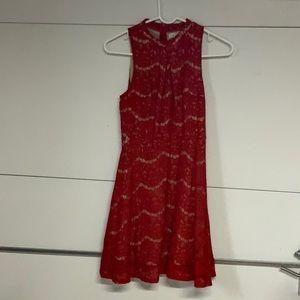Love Fire red dress